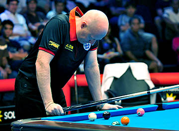 Дэрил Пич, World Cup of Pool 2010