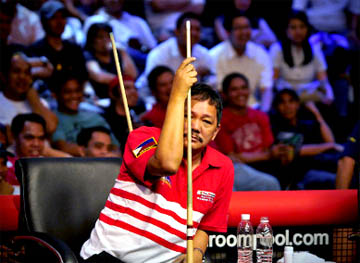 Эфрен Рейес, World Cup of Pool 2010