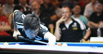 Ко Пин И — победитель Guinness World Series of Pool 2011