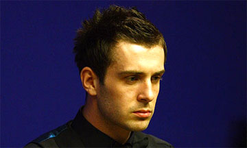 Марк Селби, Welsh Open 2011, фото — Top-Snooker.com