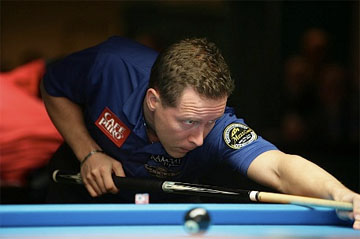 Мика Иммонен, U.S. Open 9-Ball Champioship 2010, фото — InsidePoolMag.com
