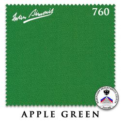 Сукно Iwan Simonis 760 (Apple Green)