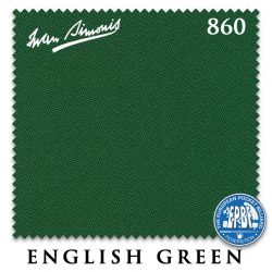 Сукно Iwan Simonis 860 (English Green)