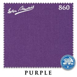 Сукно Iwan Simonis 860 (Purple)