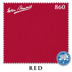 Сукно Iwan Simonis 860 (Red)