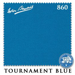 Сукно Iwan Simonis 860 (Tournament Blue)