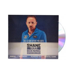 DVD «Shane Van Boening Instructional Series»