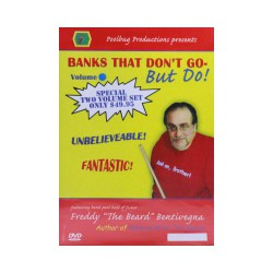 DVD «Banks that dont go — But Do»